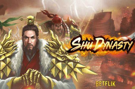 New! ต้อนรับปี 2021 กับเกมใหม่ที่เว็บ BETFLIK สล็อต Shu Dynasty จากค่าย SP SLOT